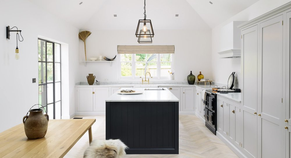 Kitchen Design by deVOL UK