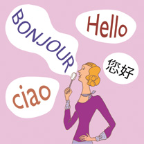 Becoming multilingual