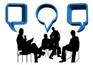 Start conversing
