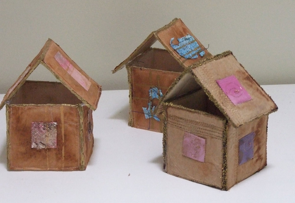 Tea Bag Houses