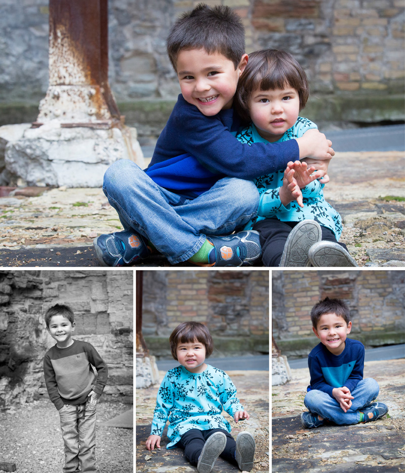 02-mill-city-ruins-park-minneapolis-minnesota-fall-family-session-siblings-brother-sister-melanie-mahonen-photography