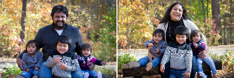 03-fall-colors-family-session-mom-dad-kids-twin-babies-melanie-mahonen-photography