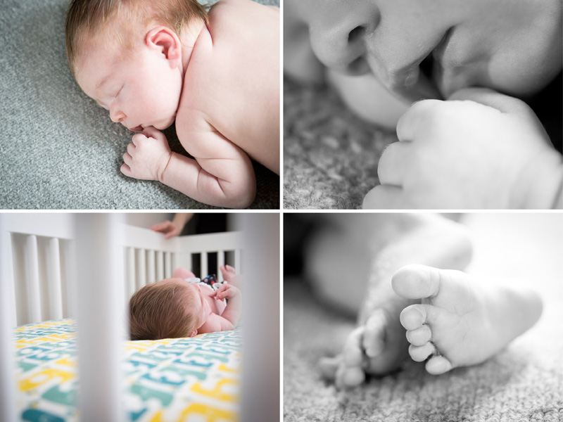 04-in-home-lifestyle-casual-newborn-session-tiny-details-baby-feet-nursery-crib-melanie-mahonen-photography