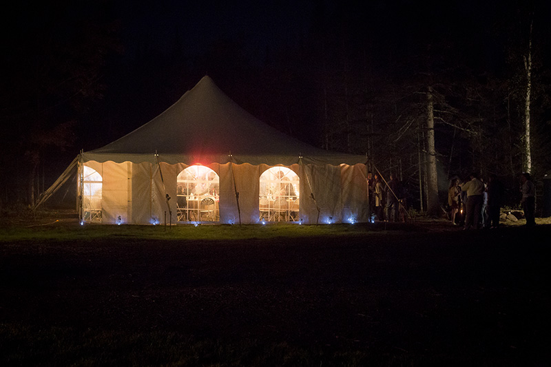 15-fall-tent-wedding-night-reception-party-melanie-mahonen-photography