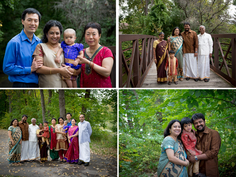 02-maple-grove-arboretum-minnesota-indian-extended-family-session-traditional-dress-melanie-mahonen-photography