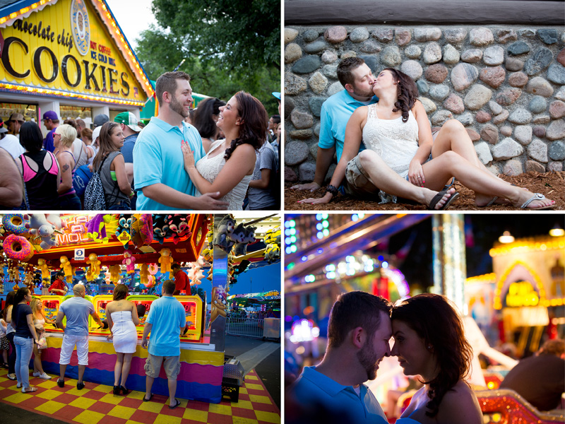 02-minnesota-state-fair-engagement-session-marthas-cookies-whack-a-mole-ticket-booth-night-melanie-mahonen-photography