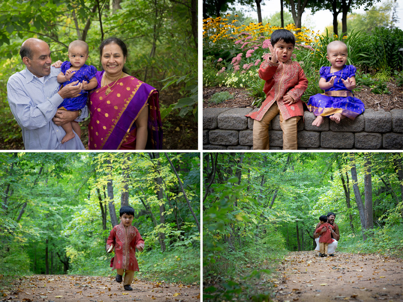 03-maple-grove-arboretum-minnesota-indian-extended-family-session-traditional-dress-melanie-mahonen-photography