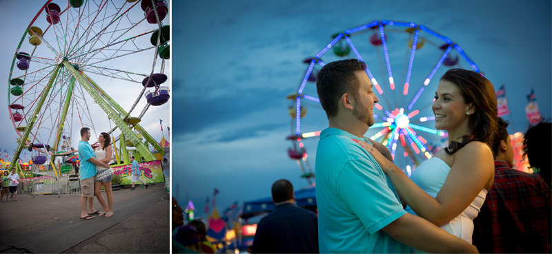 03-minnesota-state-fair-engagment-session-ferris-wheel-night-sunset-melanie-mahonen-photography