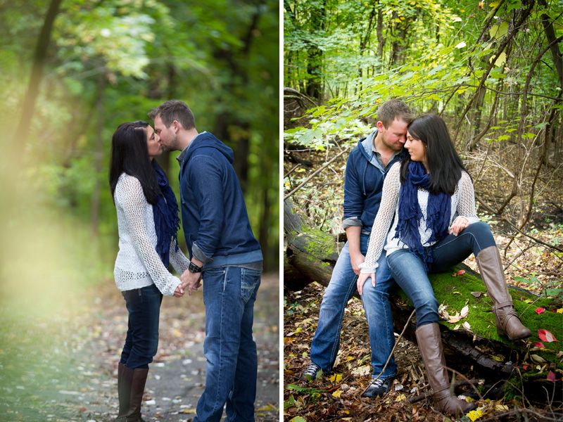 04-fall-engagment-session-in-the-woods-shattuck-st-marys-campus-faribault-minnesota-melanie-mahonen-photography