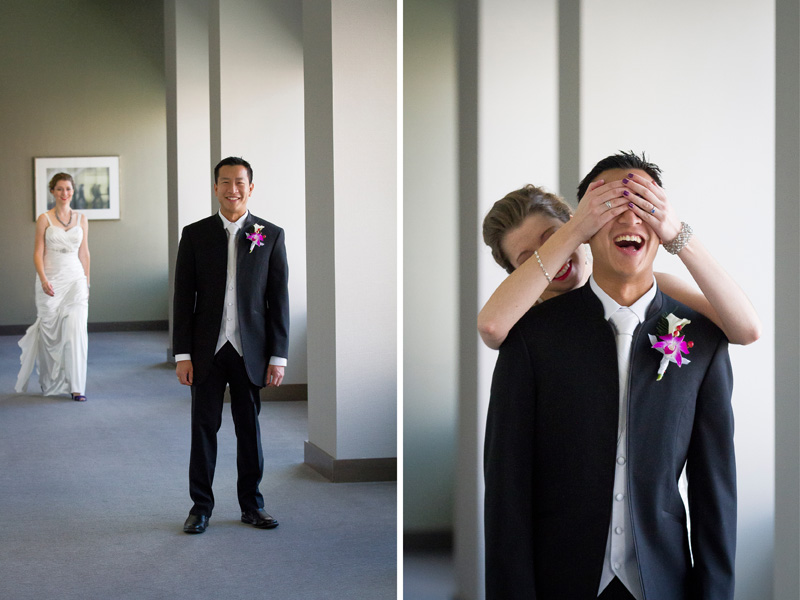 05-raddisson-blu-mall-of-america-bloomington-minnesota-wedding-day-bride-groom-first-look-melanie-mahonen-photography
