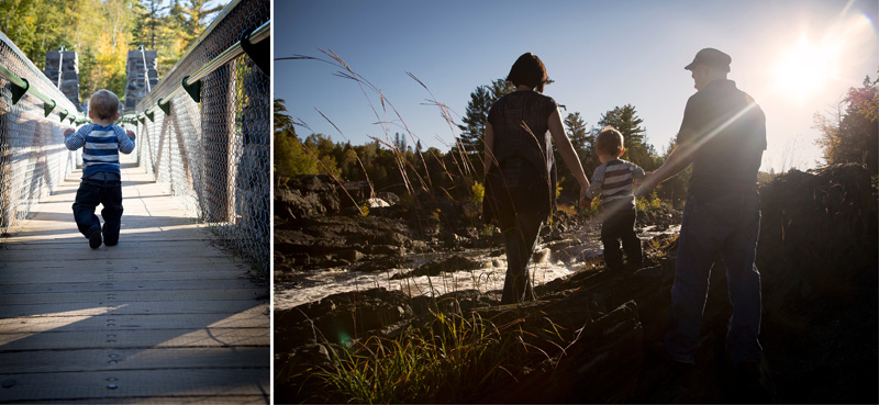 07-joy-cooke-state-park-duluth-minnesota-north-shore-fall-family-session-bridge-one-year-old-melanie-mahonen-photography