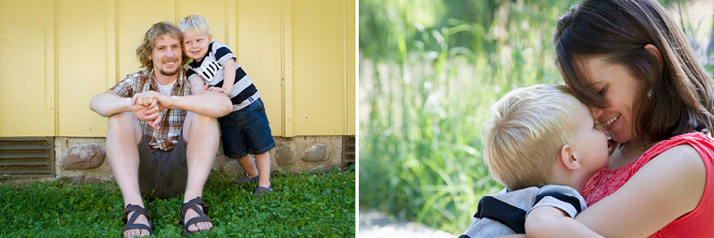 04-family-summer-session-mother-father-son-melanie-mahonen-photography