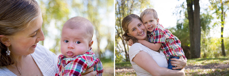 06-mother-son-fall-family-session-fun-casual-portraits-melanie-mahonen-photography