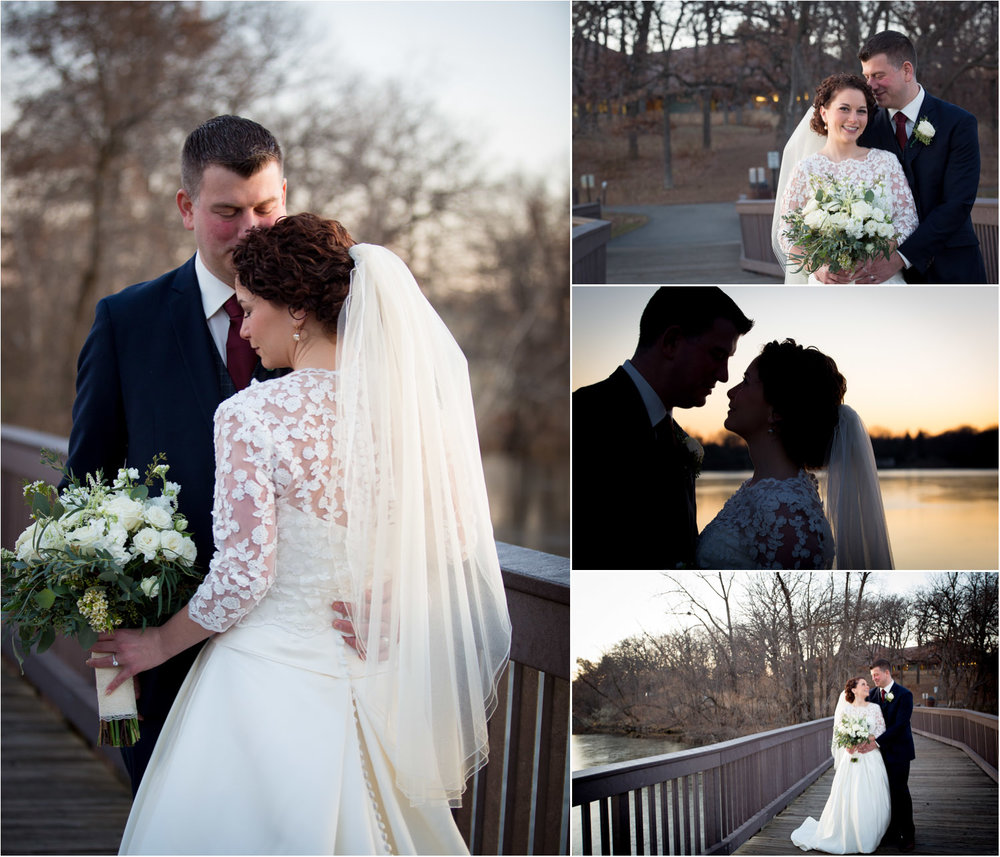 12-silverwood-park-winter-wedding-minnesota-bride-and-groom-wooden-brdge-three-rivers-sunset-golden-hour-portraits-mahonen-photography.jpg