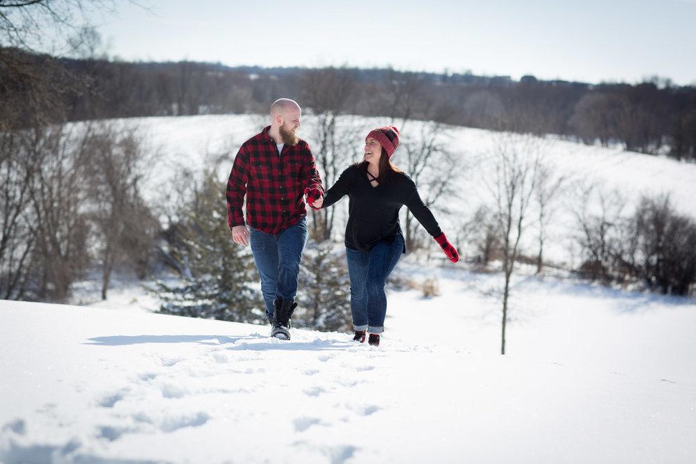 04-winter-wonderland-engagement-session-open-farm-field-blue-sky-fun-sunny-snow-minnesota-minneapolis-st-paul-twin-cities-wedding-photographer-mahonen-photography.jpg