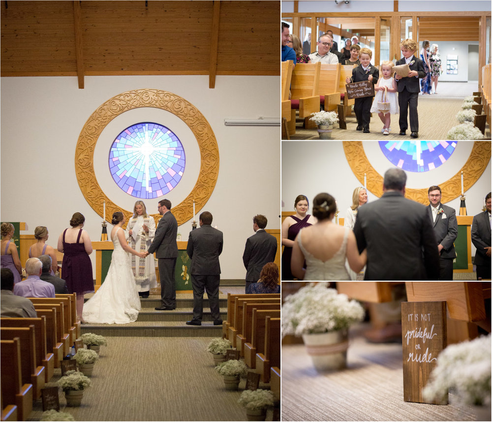 07-wedding-ceremony-good-sheperd-luthern-church-twin-cities-minnesota-wedding-ceremony-photographer-here-comes-your-bride-calligraphy-sign-babys-breath-corinthians-bible-verse-mahonen-photography.jpg