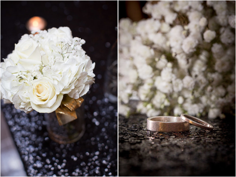 19-the-landmark-center-st-paul-mn-wedding-photographer-reception-details-ring-macro-gold-sequin-linen-babys-breath-white-flowers-hydrangeas-roses-mahonen-photography.jpg