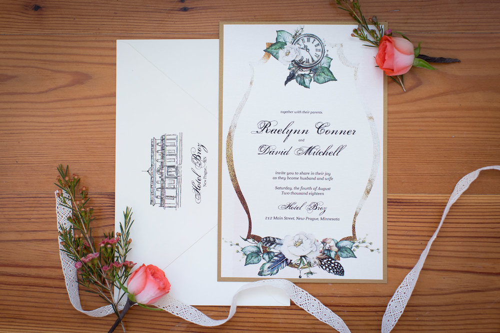 02-hotel-broz-newprague-mn-minnesota-wedding-venue-photographer-styled-shoot-invitation-suite-pink-floral-illustrations-victorian-themes-clocks-mahonen-photography.jpg