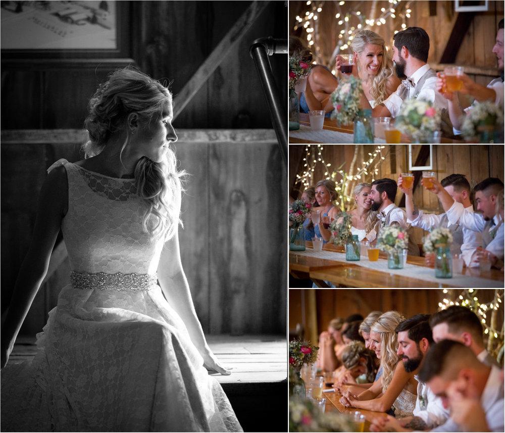 27-dellwood-barn-weddings-minnesota-wedding-photographer-summer-reception-fun-toasts-black-and-white-bride-mahonen-photography.jpg