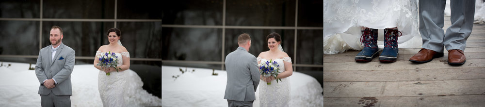 06-eagan-community-center-weddings-minnesota-winter-wedding-bride-groom-first-look-footwear-boots-mahonen-photography.jpg