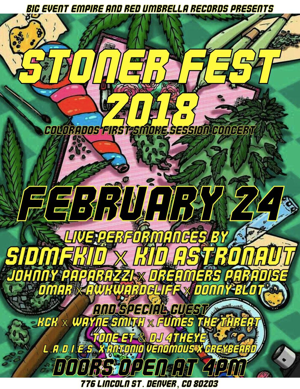 Stoner Fest 2018