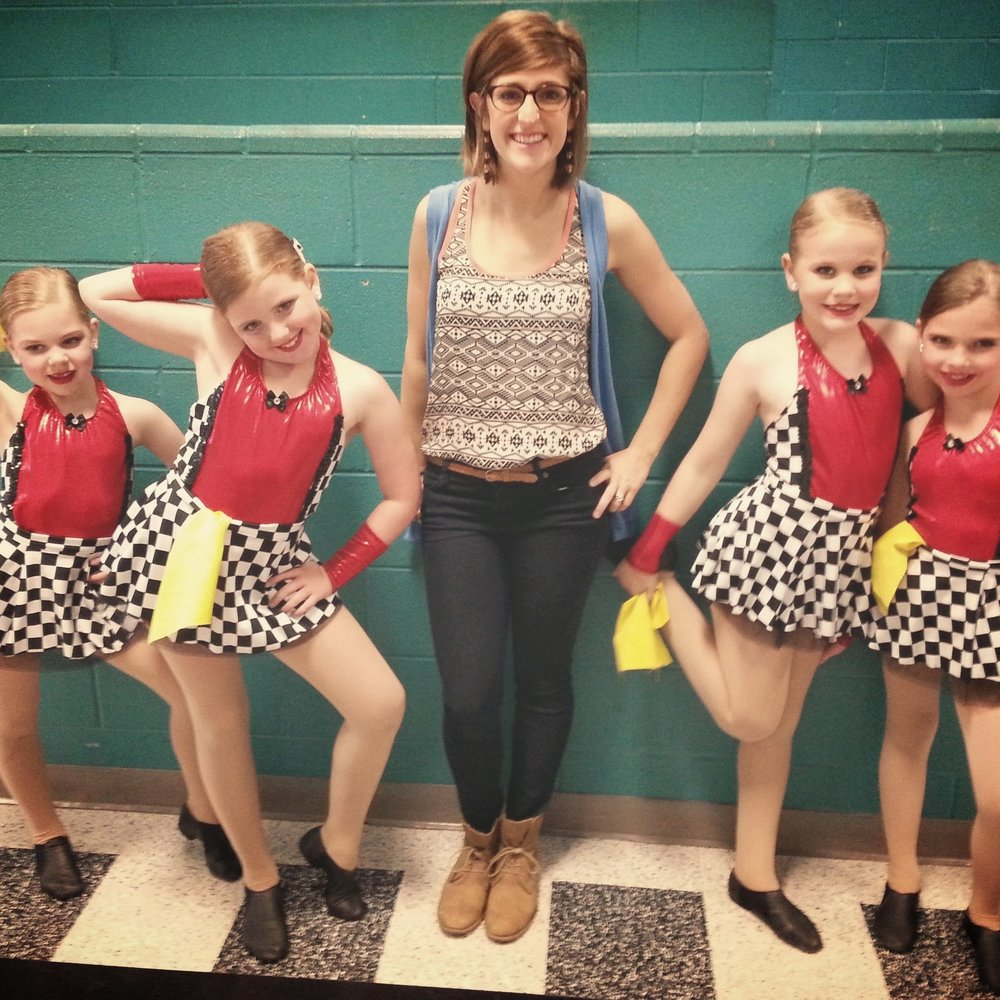 Dance Classes for Kids in Bryan College Station Texas