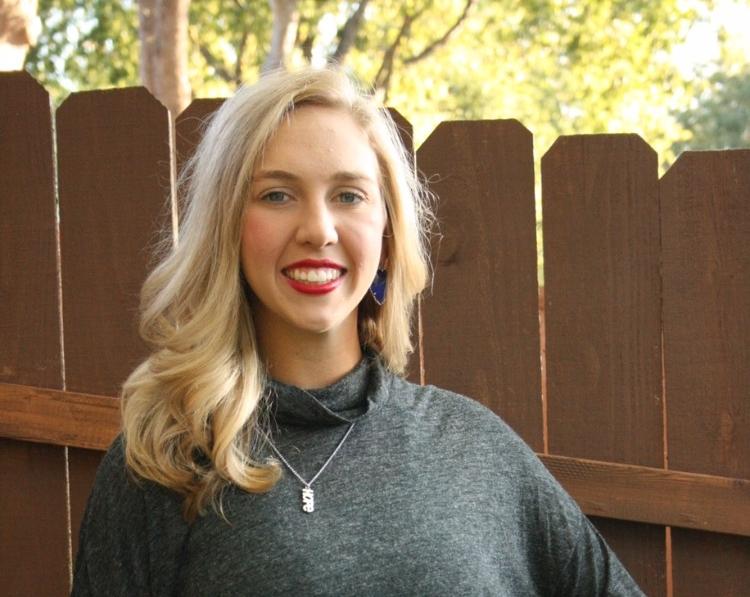Tori Buschow -dance class instructor