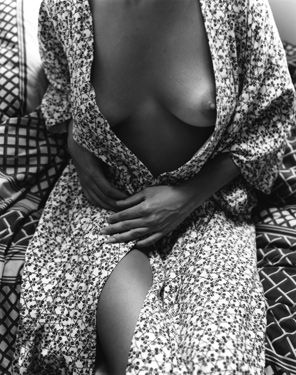 Kim Weston - Nude in Robe