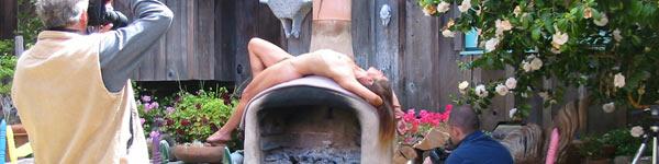 Kim Weston - Wildcat Studio Nude Workshop