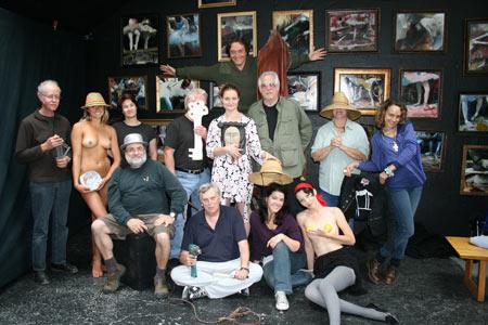 Wildcat Studio Nude Class - Reed Duane