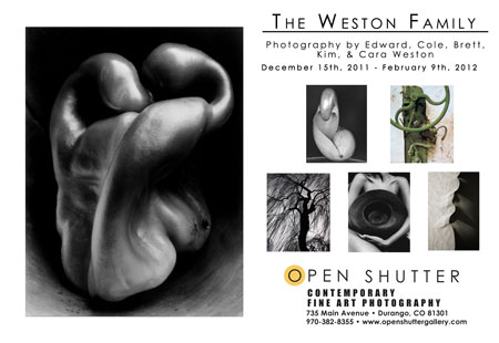 Kim Weston - The Weston Family - Open Shutter Gallery Durango CO