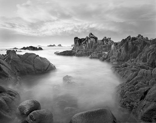 Ryuijie - Asilomar Beach