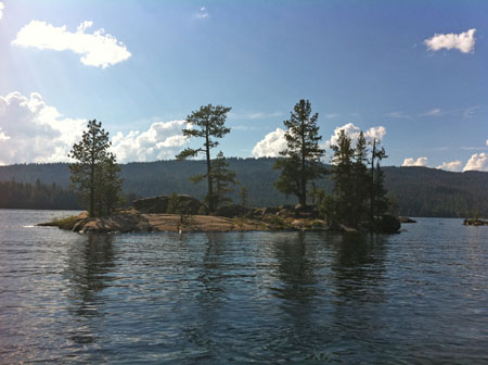 Image of McCall Lake in Idaho