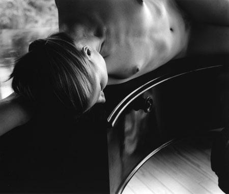 Kim Weston - Nude & Piano