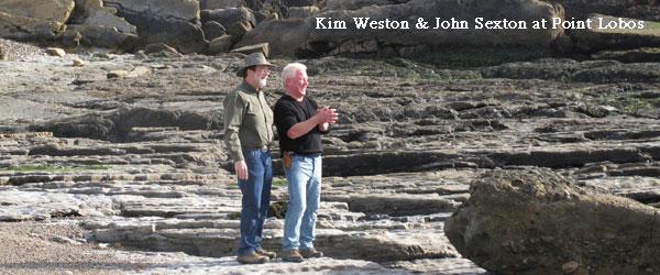 Kim Weston & John Sexton at Point Lobos State Park