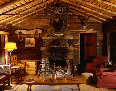 Winston Boyer YL Ranch -Interior