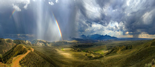 Winston Boyer - Wyoming Ranch Landscape