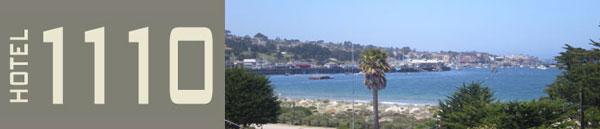 Hotel 1110, Monterey CA