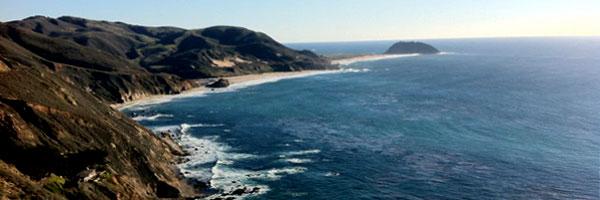 Kim Weston -  Big Sur - Pt. Sur Lighthouse