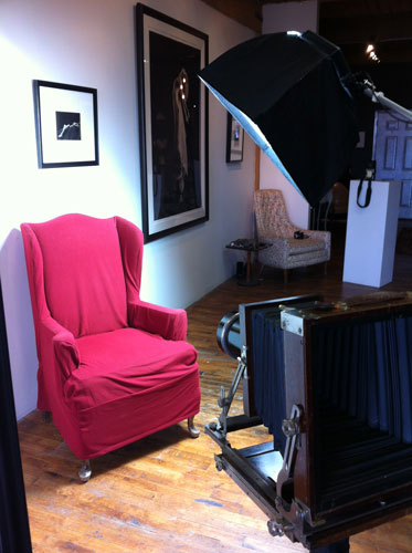 Ted Pruess Photography Studio in Chicago IL