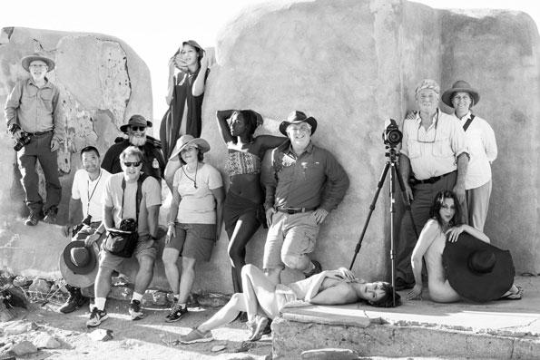 Kim Weston - Desert Resort Figure Workshop by Mark Comon