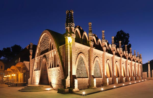 Cathedral of Cava: CODORNIU