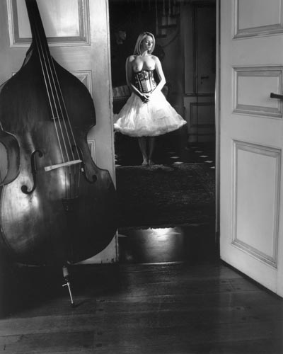 Kim Weston - Paris Nude and Cello