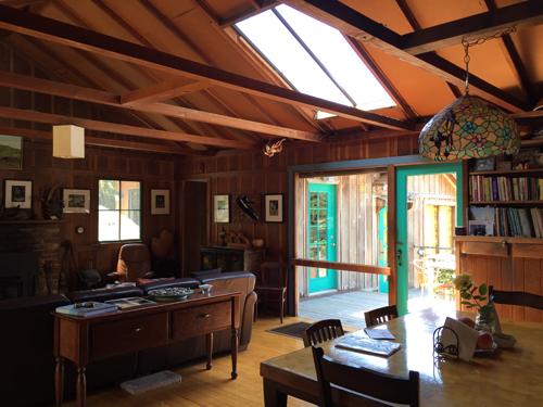 Kim Weston - Wildcat Hill Cabin
