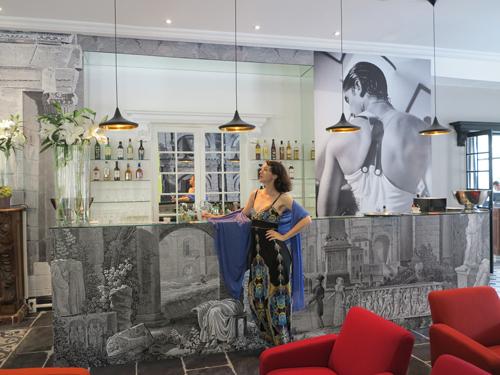 Kim Weston - Hotel Jules Cesar, Arles, France