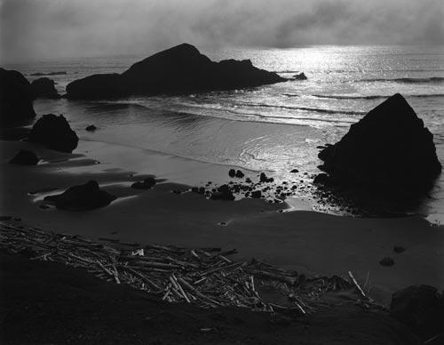 Oregon Coast (O-MI-2G) | Edward Weston 1949
