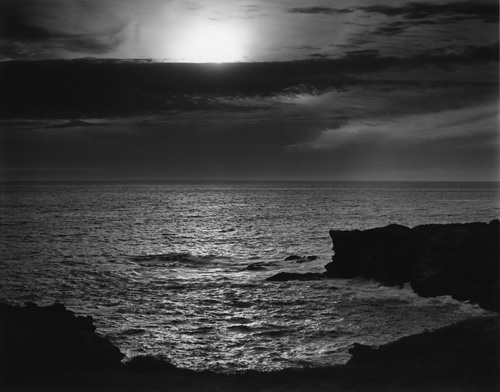 Sunset (PL-L-18G) | Edward Weston 1938