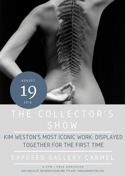 Kim Weston - The Collector's Show at Exposed Gallery
