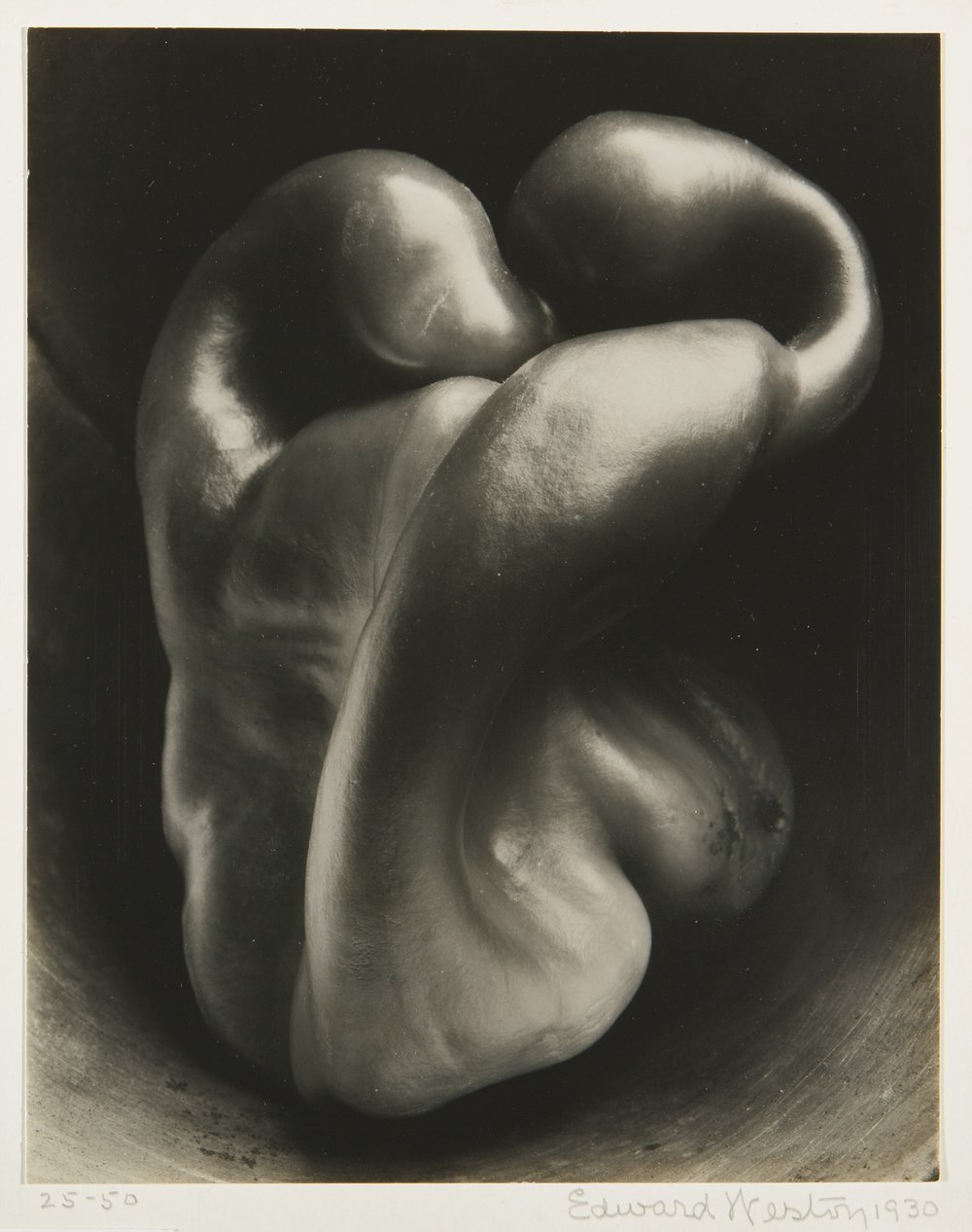Pepper No. 30 - Edward Weston