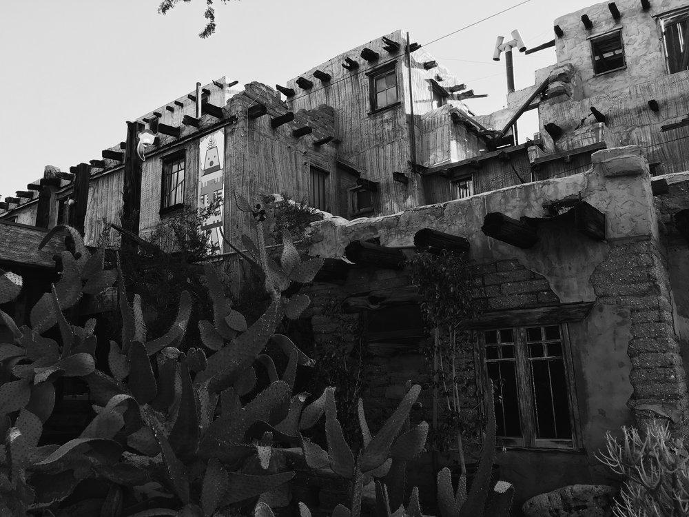 Cabot's Pueblo Museum © 2016 | Annabelle Scott